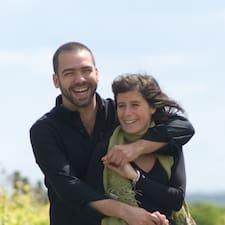 Profil Pengguna Alex&Filipa