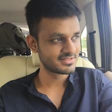 Kshitij User Profile