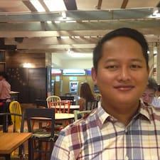 Prabowo的用户个人资料