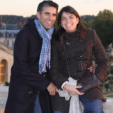 Profil korisnika Patrícia & Hugo