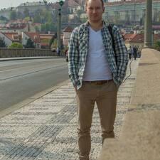Henkilön Dmitrij käyttäjäprofiili