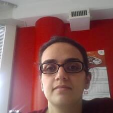 Profil utilisateur de Inès