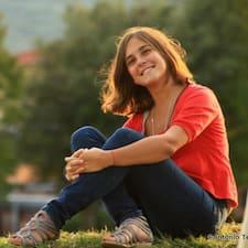 Profilo utente di Maria Do Mar