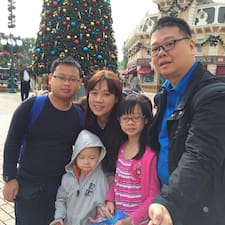 Profil korisnika Eric Liong Lung