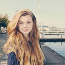 Amelie felhasználói profilja