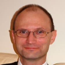 Gebruikersprofiel Wojciech