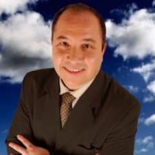 Profil Pengguna Mauricio