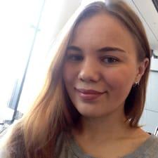 Användarprofil för Svetlana