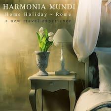 Perfil de usuario de Harmonia Mundi -