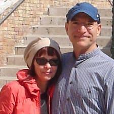 Patricia + Joel User Profile