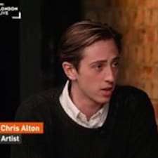 Nutzerprofil von Chris