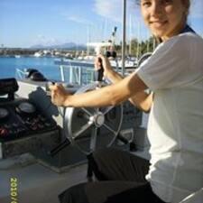Jekaterina - Uživatelský profil
