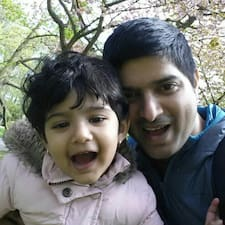 Bharath felhasználói profilja
