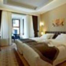 Plussuite Hotel User Profile