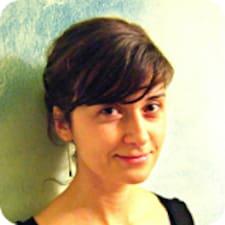 Henkilön Gabriela käyttäjäprofiili