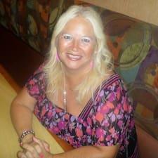 Sueann felhasználói profilja