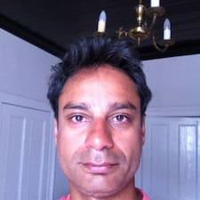 Jagdip User Profile
