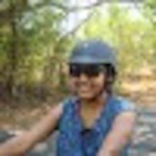 Profil utilisateur de Kaveri