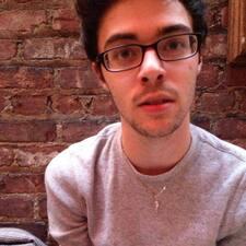 Profil utilisateur de Kieran