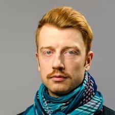 Henkilön Gábor käyttäjäprofiili
