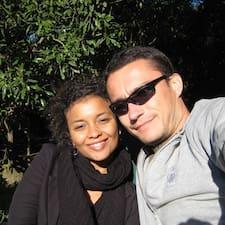 Profilo utente di Aurelie & Ronan