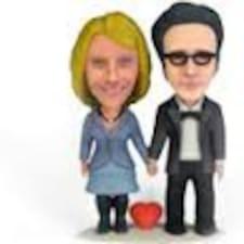 Profil utilisateur de Sophie & Johann