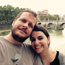 Joao & Filipa User Profile