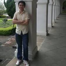 Profil utilisateur de Tony Chi-Jen