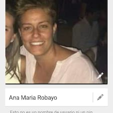 Perfil de usuario de Ana