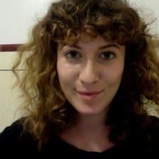Paige felhasználói profilja