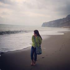 Profil utilisateur de Maria Juliana