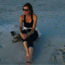 Profil utilisateur de Luana
