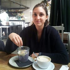 Marie-Aude felhasználói profilja