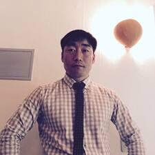 Jong Hyun Brukerprofil