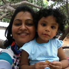 Haritha Reddy User Profile