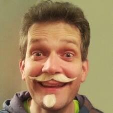 Martin felhasználói profilja