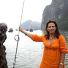 Noura - Uživatelský profil