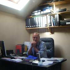 Henkilön Krafft käyttäjäprofiili