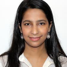 Henkilön Priyanka käyttäjäprofiili