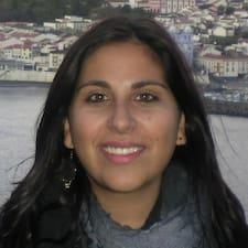 Catarina felhasználói profilja
