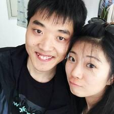 Perfil do utilizador de Tianyu