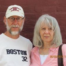 Reg & Marlene的用戶個人資料
