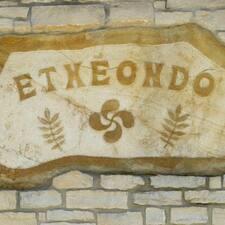 Användarprofil för Etxeondo