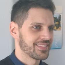 Danijel felhasználói profilja