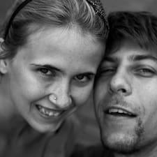 Nutzerprofil von Ksenia And Sebastian