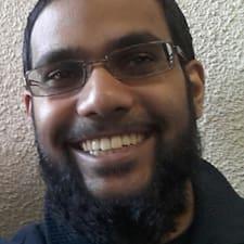 Perfil do utilizador de Sayyid