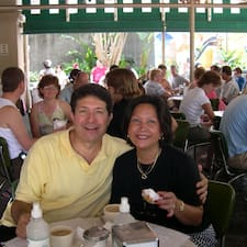 Peter & Nancy is the host.
