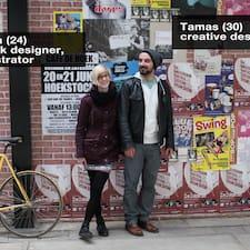 Inka & Tamas User Profile
