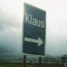 Klaus felhasználói profilja