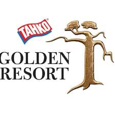 Golden is the host.